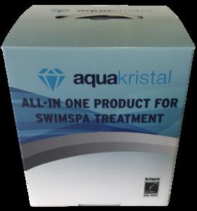 Aqua Kristal zwemspa box